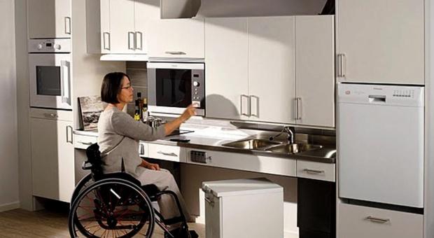 Design bez barier – czyli sprawne wnętrza niepełnosprawnych