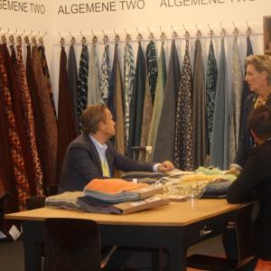 Rozmowy biznesowe odbywały się w przyjemnym, relaksującym otoczeniu. Fot. Alicja Pietrowska.
