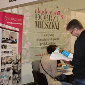 Ciekawe rozwiązania i inspirujące realizacje goście odnajdywali również na łamach gazet Wydawnictwa Publikator.