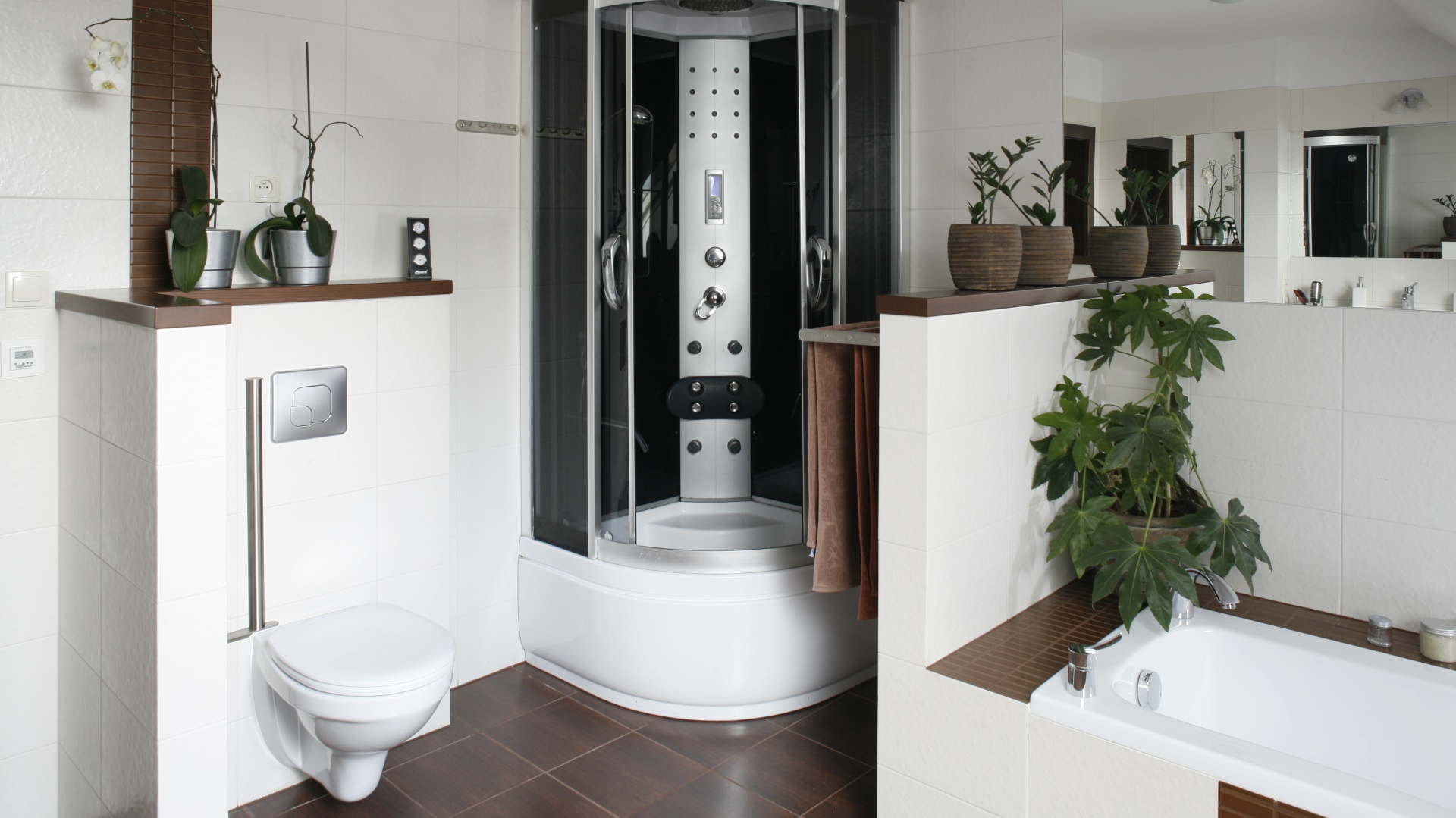łazienka Dla Rodziny Tak Urządzili Inni 12 Przykładów