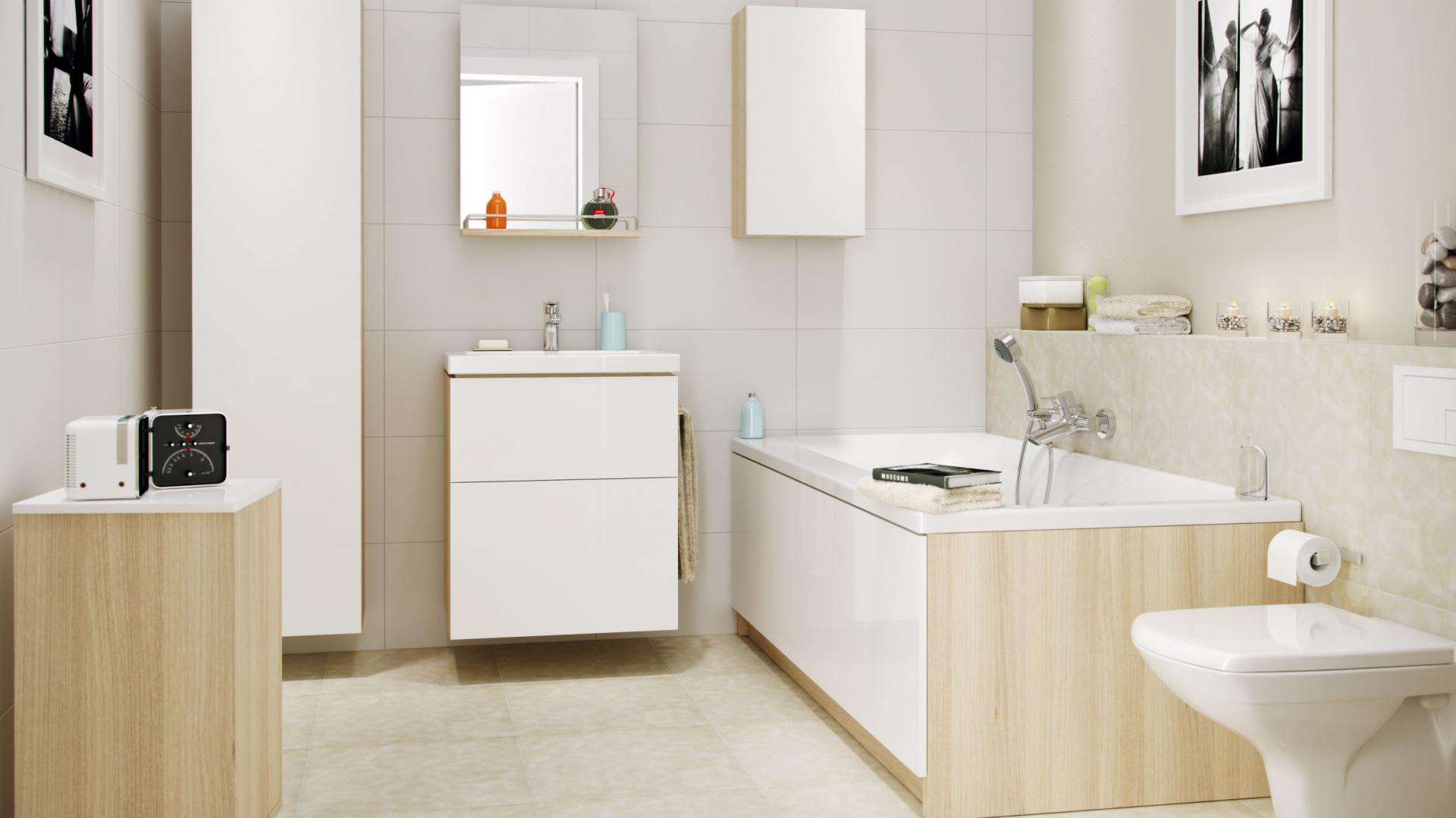 Białe Szafki Do łazienki 12 Modnych Kolekcji