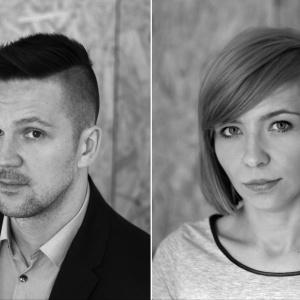 Łukasz Szadujko i Karolina Stanek-Szadujko