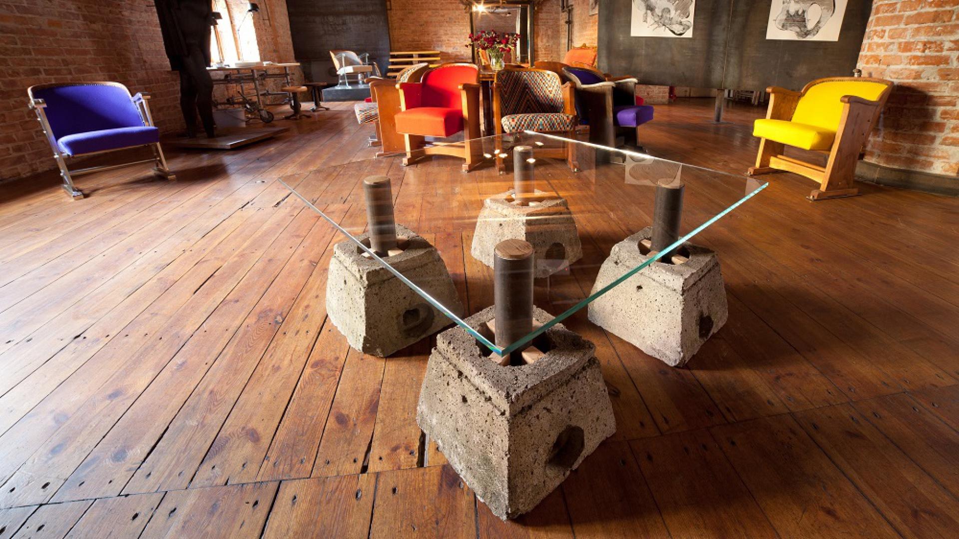 Kolekcja Nizio Interior to niebanalne rozwiązanie dla ludzi ceniących sobie innowacyjność w projektowaniu wnętrza. Fot. Nizio Interior