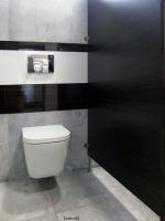 Wnętrze toalety damskiej