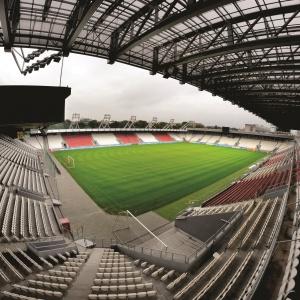 Stadion Cracovia Fot. Stadion Cracovia