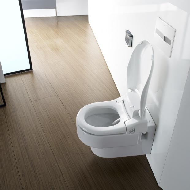 Toalety myjące: nowy trend w łazienkach