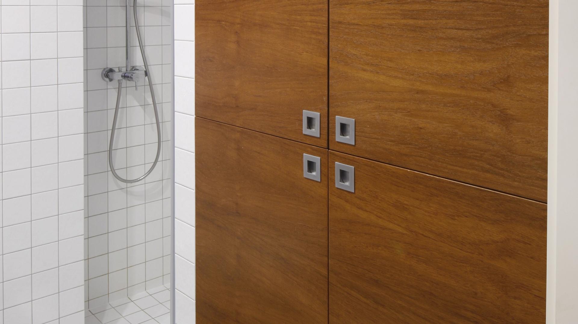 Niesamowite Przechowywanie w łazience. 15 pomysłów na wysoką zabudowę UB95