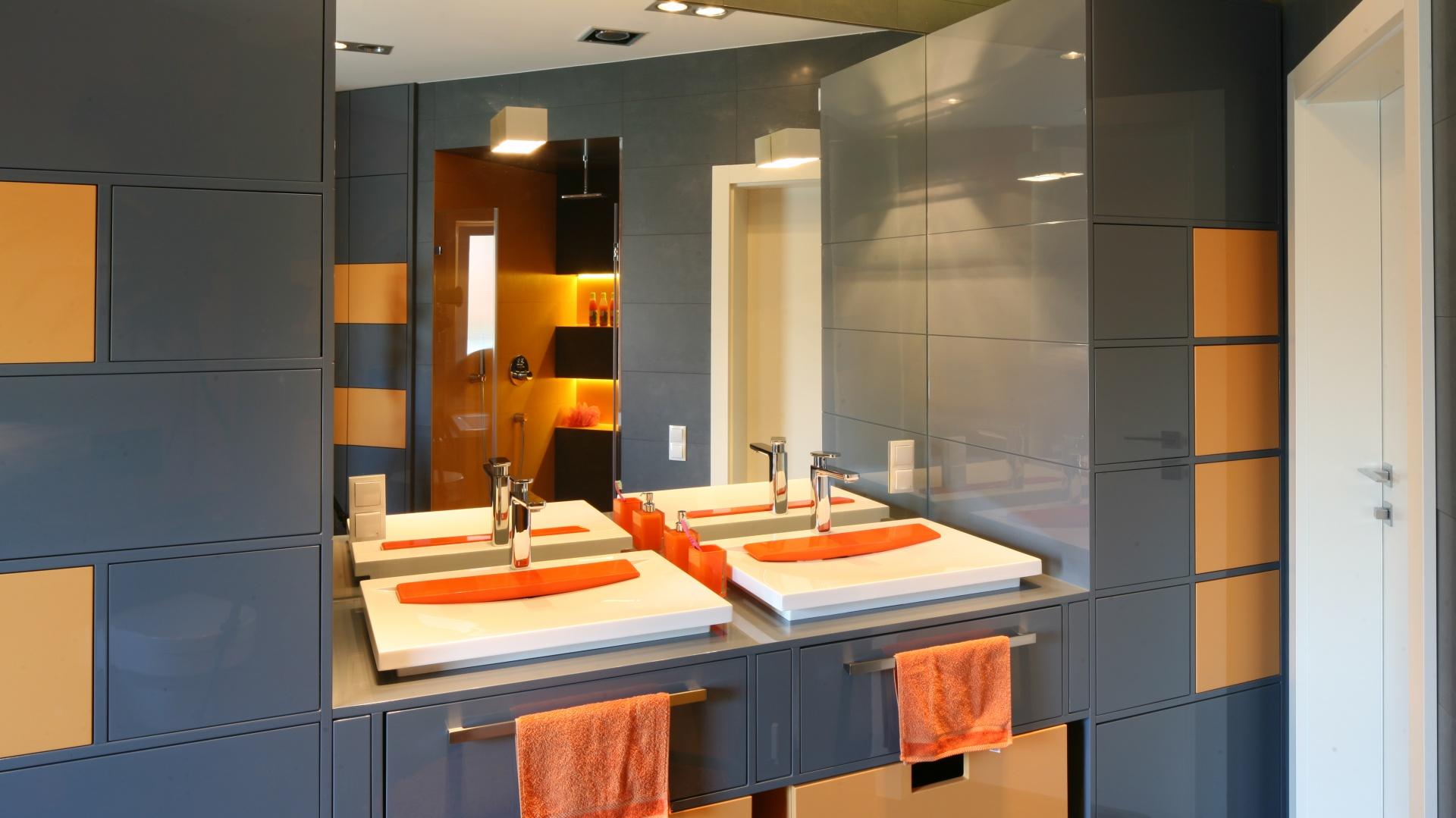 Przechowywanie W łazience 15 Pomysłów Na Wysoką Zabudowę