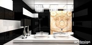 luksusowa aranżacja łazienki