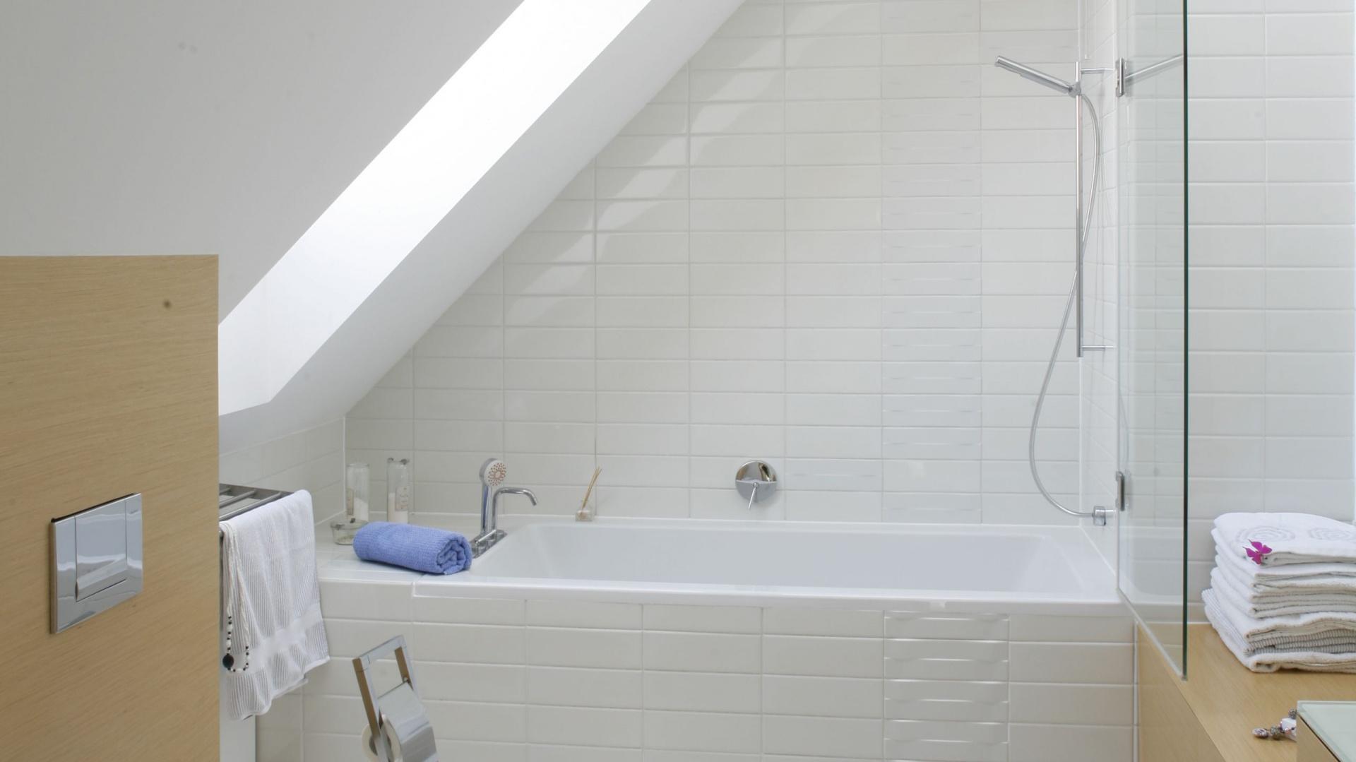 łazienka Na Poddaszu Tak Urządzają Polscy Architekci