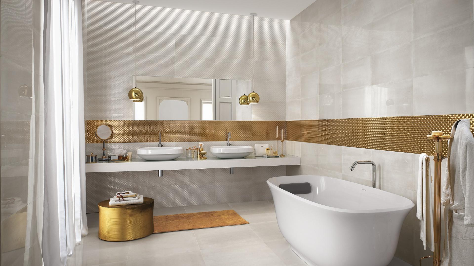 Modna łazienka To Będzie Trendy W 2016