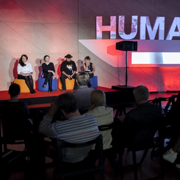 """""""HUMAN"""" – bo ważny jest człowiek i jego działania"""