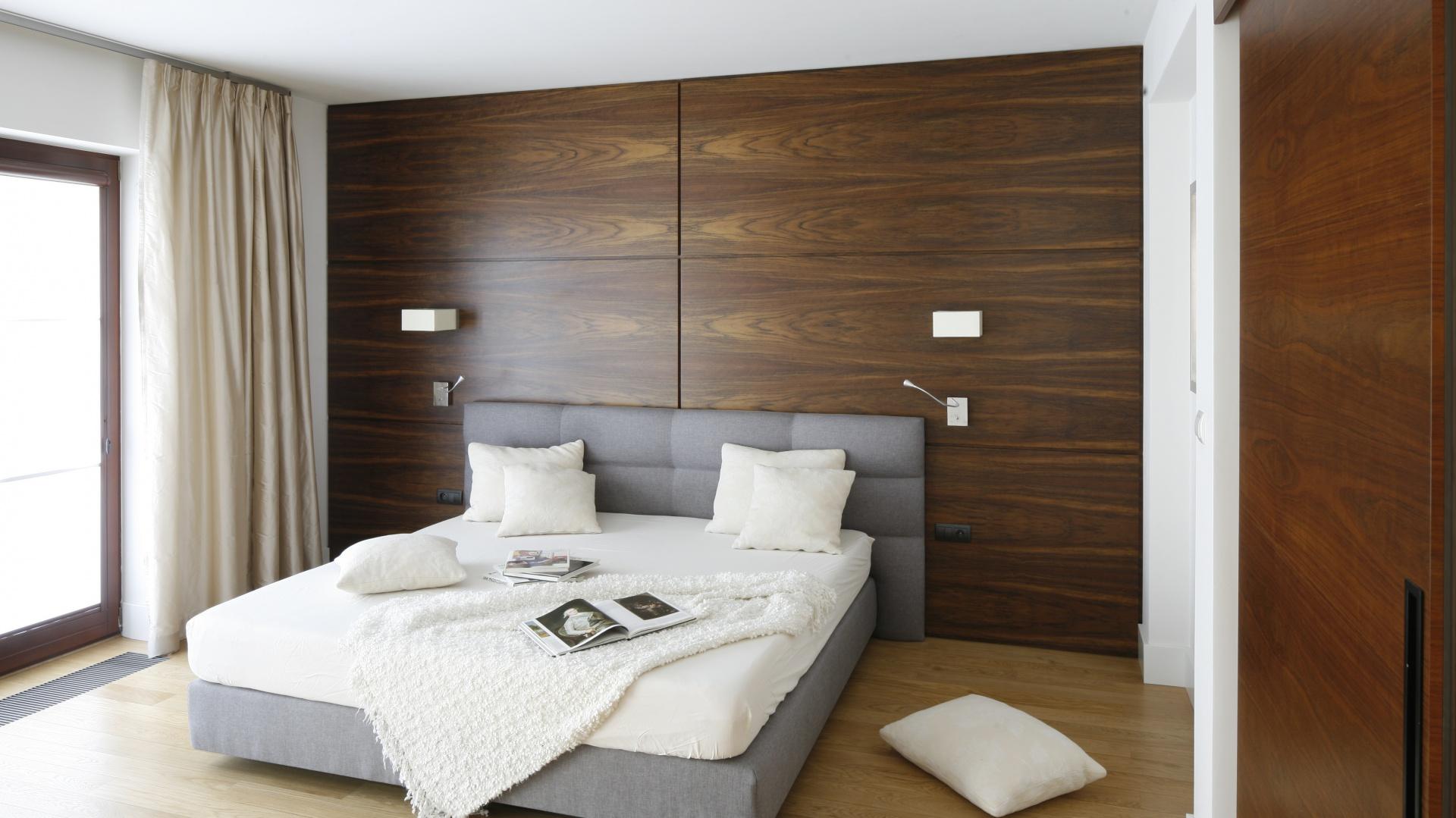 Drewno W Sypialni 12 Pomysłów Na Przytulne Wnętrze