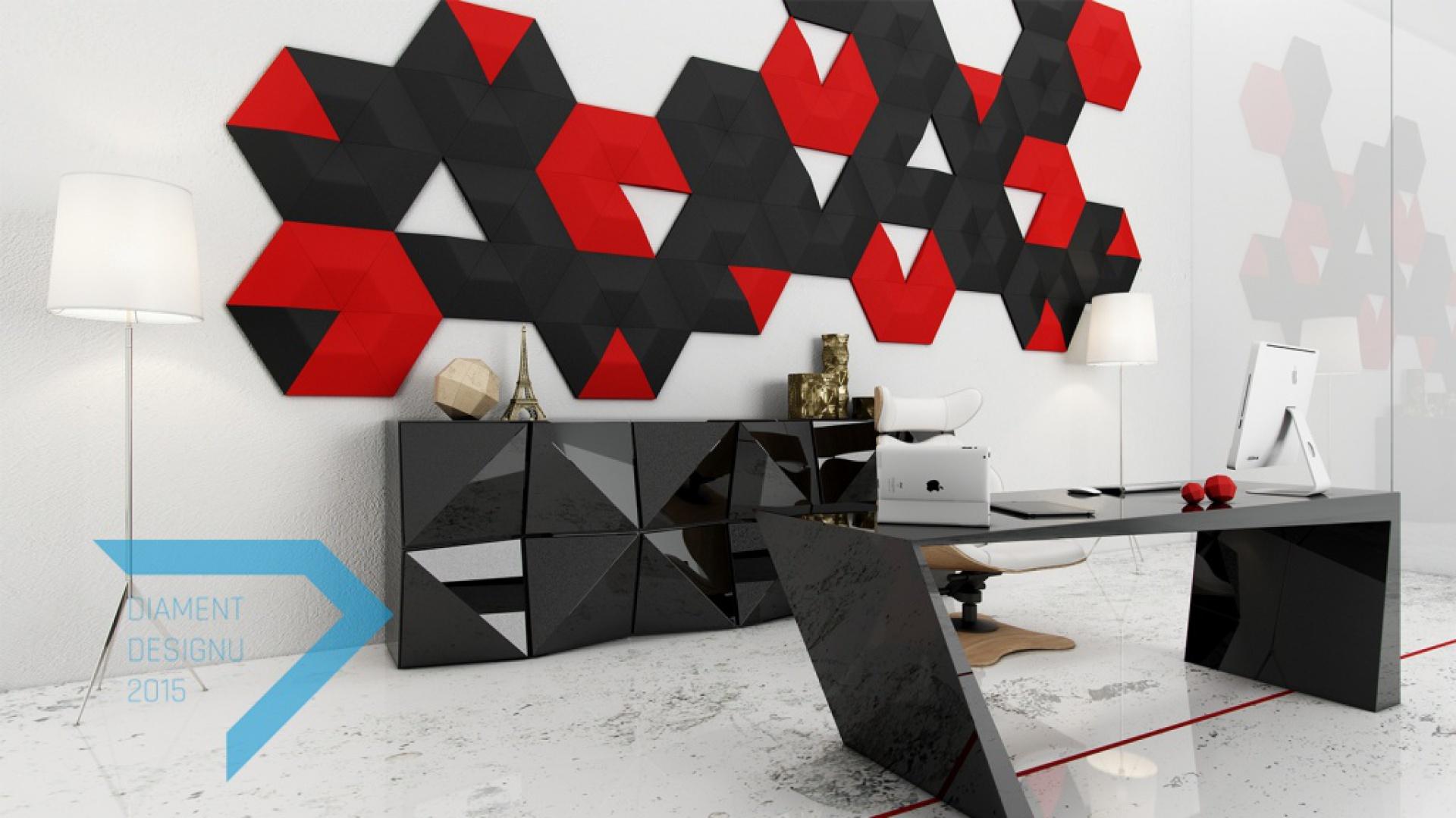 Pierwsze miejsce w konkursie zdobyła firma Fluffo − Fabryka Miękkich Ścian za miękkie panele ścienne 3D pokryte strukturą Fluffo.