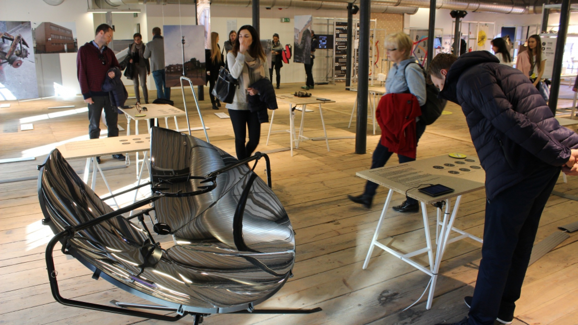 Łódź Design Festival 2015 odbywa się w tym roku pomiędzy 8, a 18 października. Fot. Piotr Sawczuk