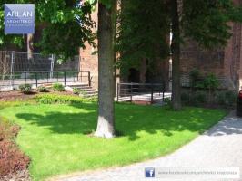 ARLAN Architekci Krajobrazu - realizacja: Hotel 1231, Toruń