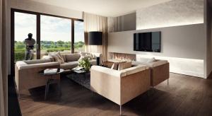 W Krakowie powstaje kompleks luksusowych apartamentowców Park Avenue. Zobaczcie przykładowe mieszkanie.
