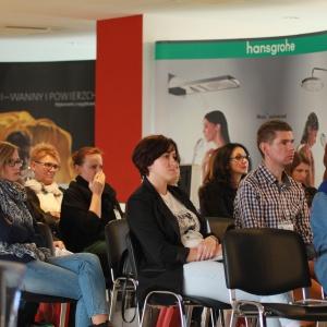 Studio Dobrych Rozwiązań w Krakowie: w spotkaniu wzięło udział ok. 50 architektów i projektantów wnętrz.