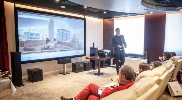 Daniel Welfel przybliżył architektom świat nowoczesnych technologii
