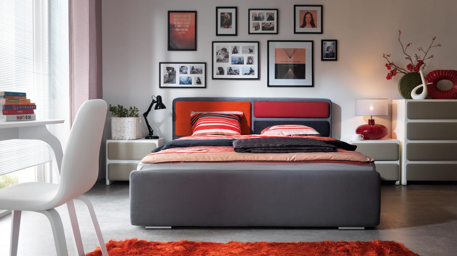 łóżko Tapicerowane Possi