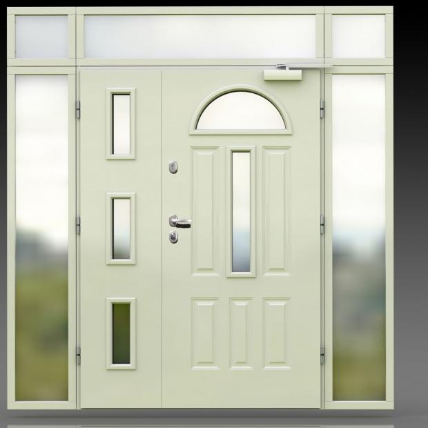Drzwi zewnętrzne 90E 50 DUO