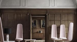 Petalsjest nowym fotelem zaprojektowanym przez Stones Designs – hiszpański duet projektantów – Cudu Mazuelos i Evę Prego.