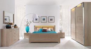 Stylowe meble świetnie urozmaicają aranżację sypialni. Ich wybór na rynku jest bardzo zróżnicowany. Zobaczcie kilka najmodniejszych przykładów.