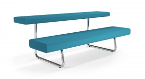 Avant to otwarta koncepcja stanowiąca połączenie ławki i stołu. Proste krawędzie stwarzają kilka możliwości wykorzystania stołu, który może pełnić funkcję oparcia lub miejsca do pracy.