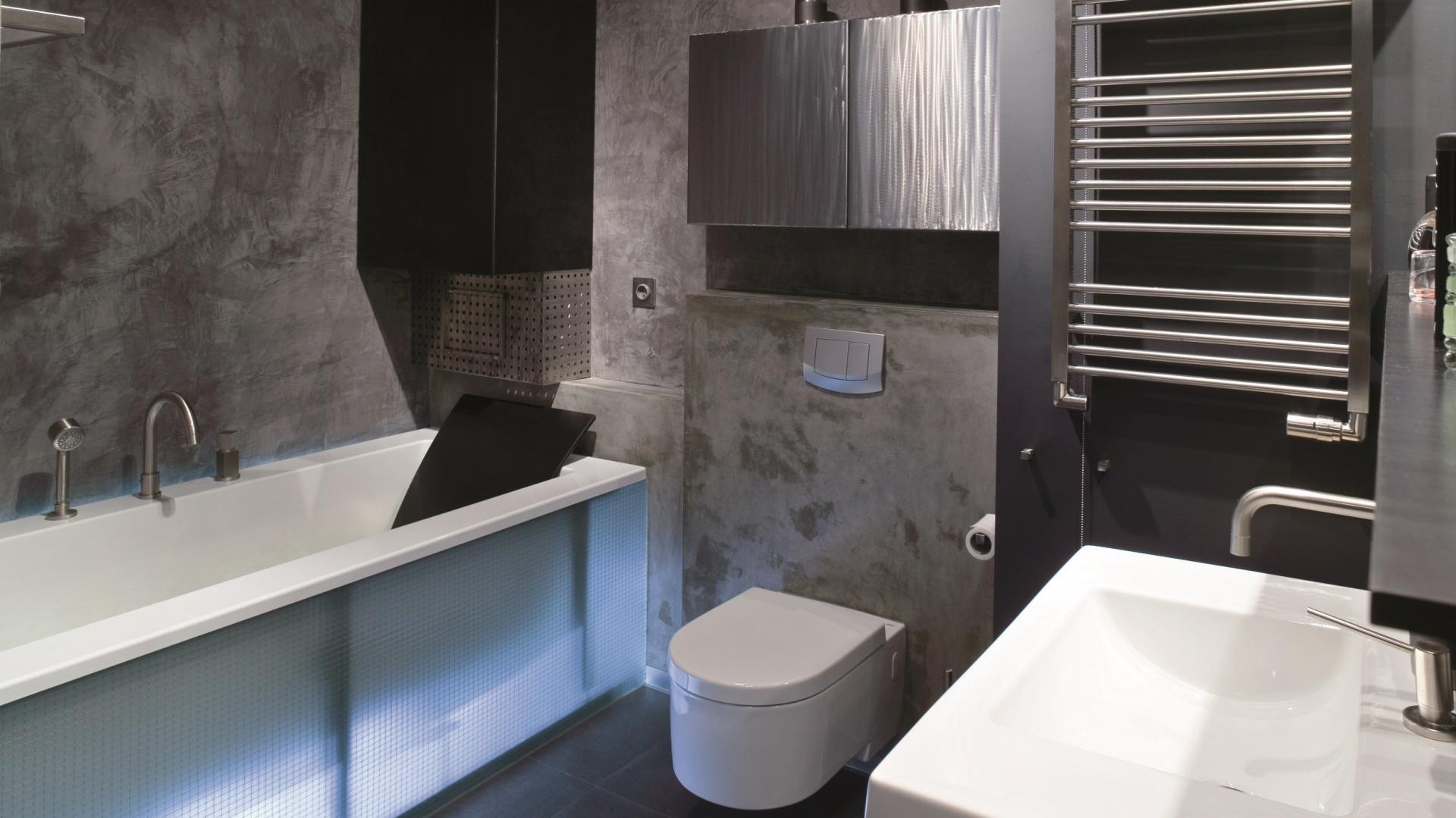 łazienka W Stylu Loft 15 Wnętrz Z Polskich Domów