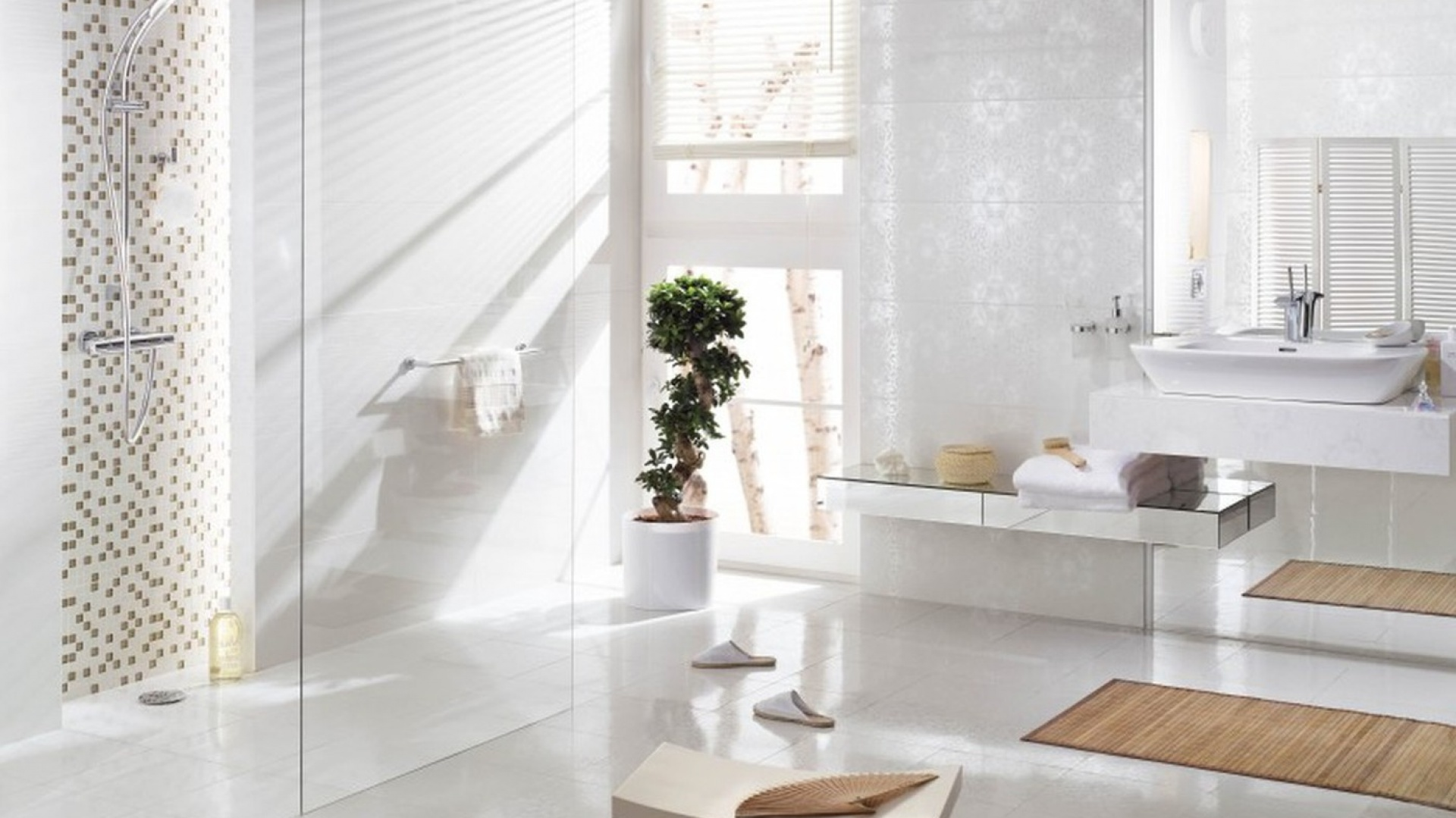 Białe Płytki Ceramiczne 12 Modnych Kolekcji