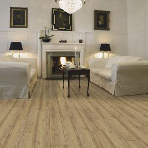 Podłoga z kolekcji Heritage Brown Leaf z oferty Villeroy&Boch Flooring Line. Fot. Villeroy&Boch.