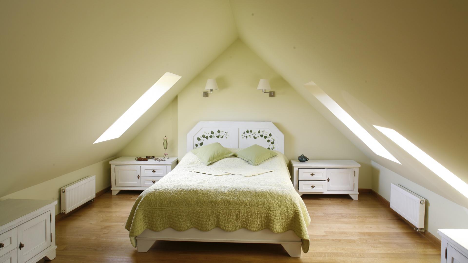 Sypialnia Na Poddaszu 5 Ciekawych Aranżacji