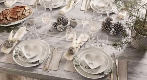 O atmosferę przy świątecznym stole pomogą zadbać nie tylko kulinarne przysmaki, ale także elegancka zastawa i dekoracje.