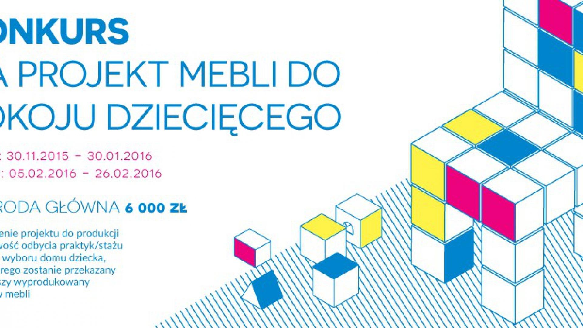 Termin rejestracji i nadsyłania prac w ramach I etapu konkursu upływa 30 stycznia 2016. Fot. Plakat prasowy