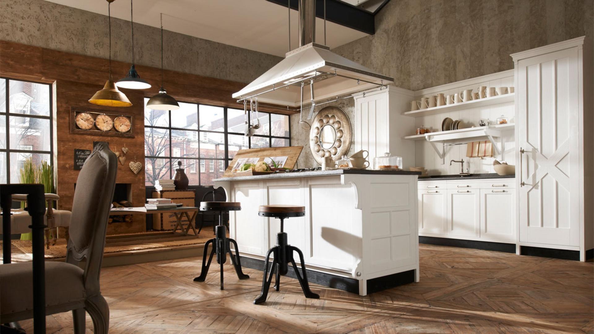 Cudowna 5 pomysłów na kuchnię w stylu retro AG55