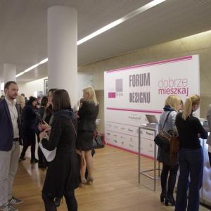 Forum było wspaniałą okazją do rozmów w kuluarach. Fot. Piotr Waniorek.