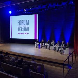 9 grudnia w Warszawie w Muzeum Historii Żydów Polskich odbyła się już III Edycja Forum Dobrego Designu. Fot. Piotr Waniorek.