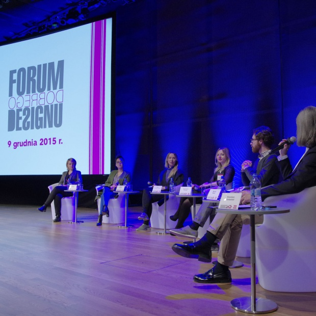 """III Forum Dobrego Designu - relacja z panelu """"Czy muszą mnie znać, aby docenić"""""""