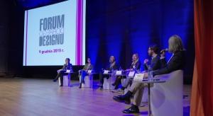 """Warto promować się na wielu polach - zgodnie przyznali uczestnicy paneludyskusyjnego """"Czy muszą mnie znać, aby docenić"""", który odbył się w ramach III edycji Forum Dobrego Designu."""