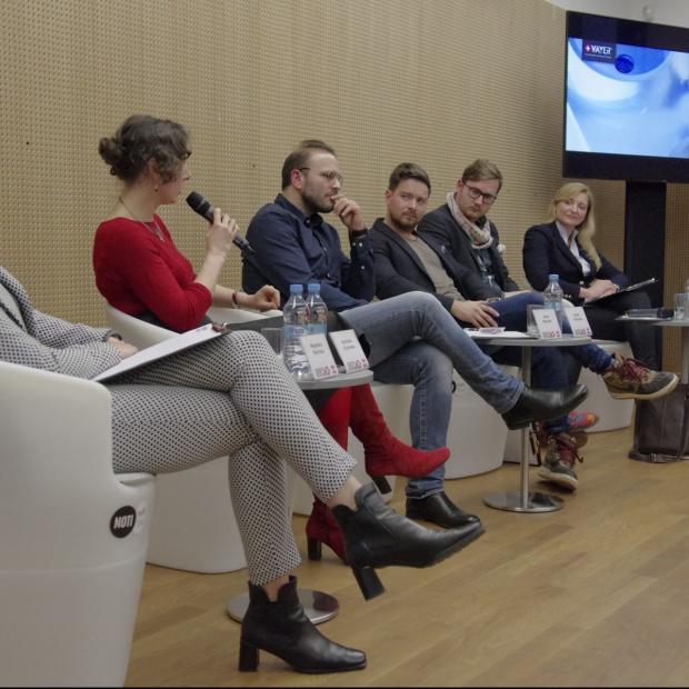 """III Forum Dobrego Designu - relacja z panelu """"Współcześni nomadzi"""""""