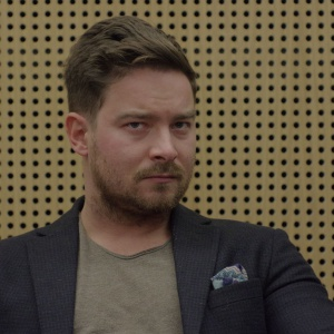 Łukasz Pastuszka współwłaściciel biura projektowego Moomoo Architects opowiadał o indywidualnych potrzebach życiowych każdego z nas i zróżnicowanym podejściu do miejsc, w których mieszkamy. Fot. Piotr Waniorek.