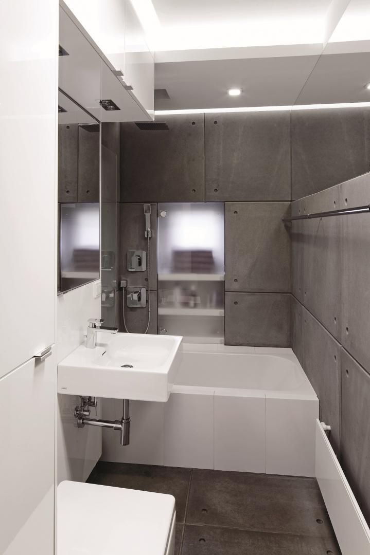 Mała łazienka 15 Pomysłów Na Oświetlenie Galeria
