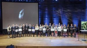 Konkurs Dobry Design 2016 rozstrzygnięty. Statuetki i wyróżnienia nagrodzeni odebrali na uroczystej gali, która była zwieńczeniem III Forum Dobrego Designu.