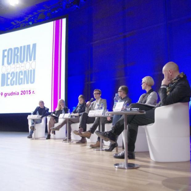 """III Forum Dobrego Designu - relacja z panelu """"W biurze jak w domu, w domu jak w biurze"""""""