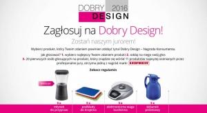 """""""Dobry Design – Nagroda Konsumentów"""" została już przyznana. Wyłoniliśmy również zwycięzców w głosowaniu konsumentów na Dobry Design 2016."""