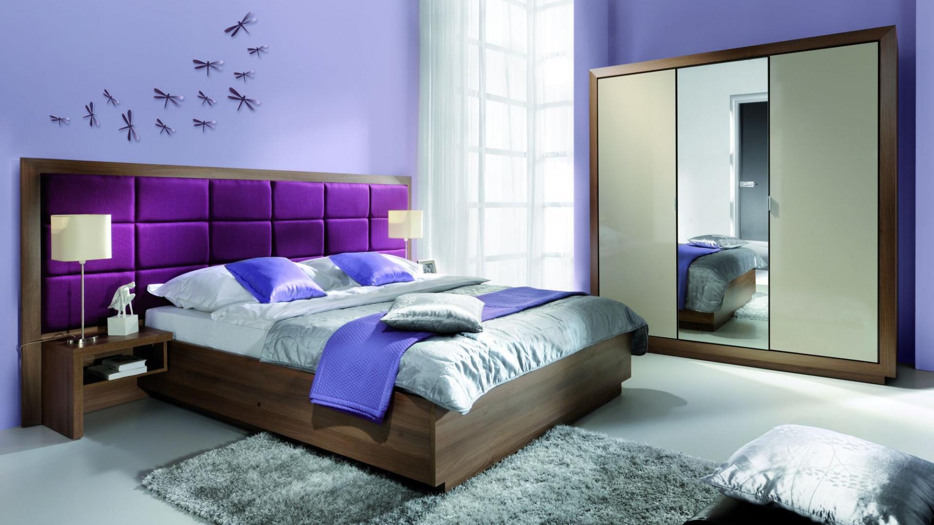 łóżko W Sypialni 12 Modeli Z Ciekawym Zagłówkiem