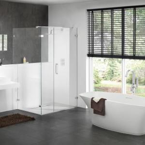 Wolno stojąca wanna to królowa łazienki - model Coco firmy Sealskin. Fot. Sealskin.