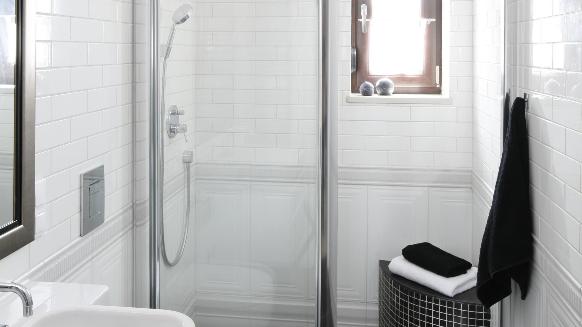 Jasne łazienki 15 Pomysłów Do Małych Wnętrz