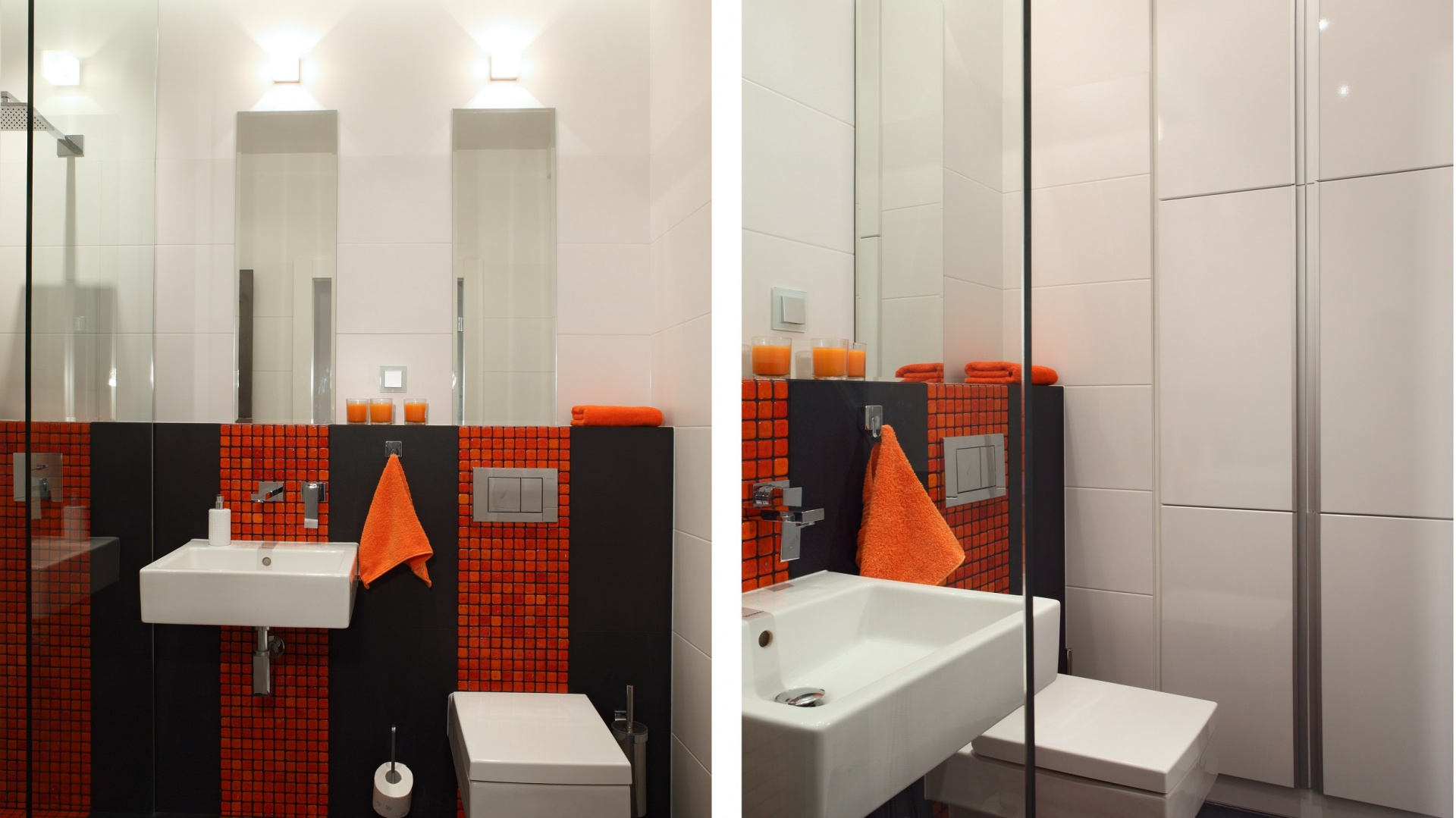 Remont Małej łazienki 12 Sposobów Na Oświetlenie