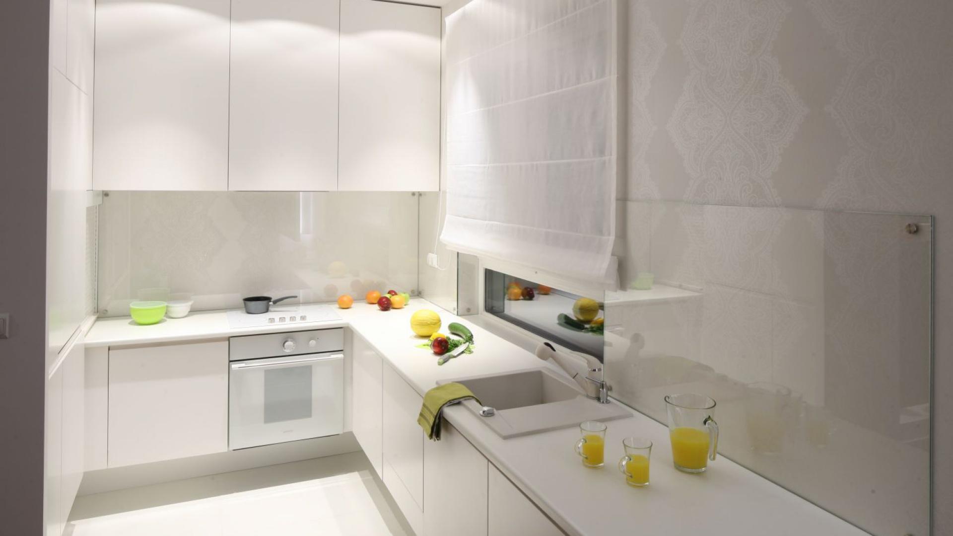 Mała Kuchnia W Bloku 12 Pomysłów Na Udaną Aranżację